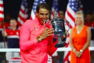 Die schönsten Fotos von US Open