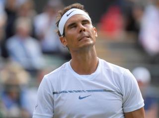 Rafael Nadal: Wimbledon 2017