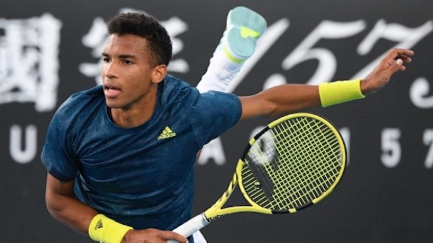 """Felix Auger-Aliassime will im Murray River Open-Finale """"dominant"""" sein"""