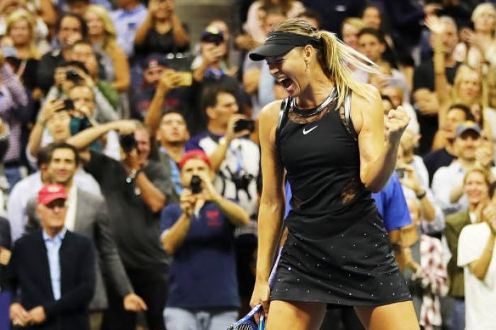 Maria Sharapova kritisiert die ITF, sagt Doping-Verbot machte sie stärker