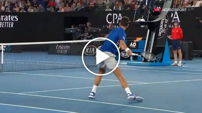 Novak Djokovic gegen Rafael Nadal Final Highlights HD